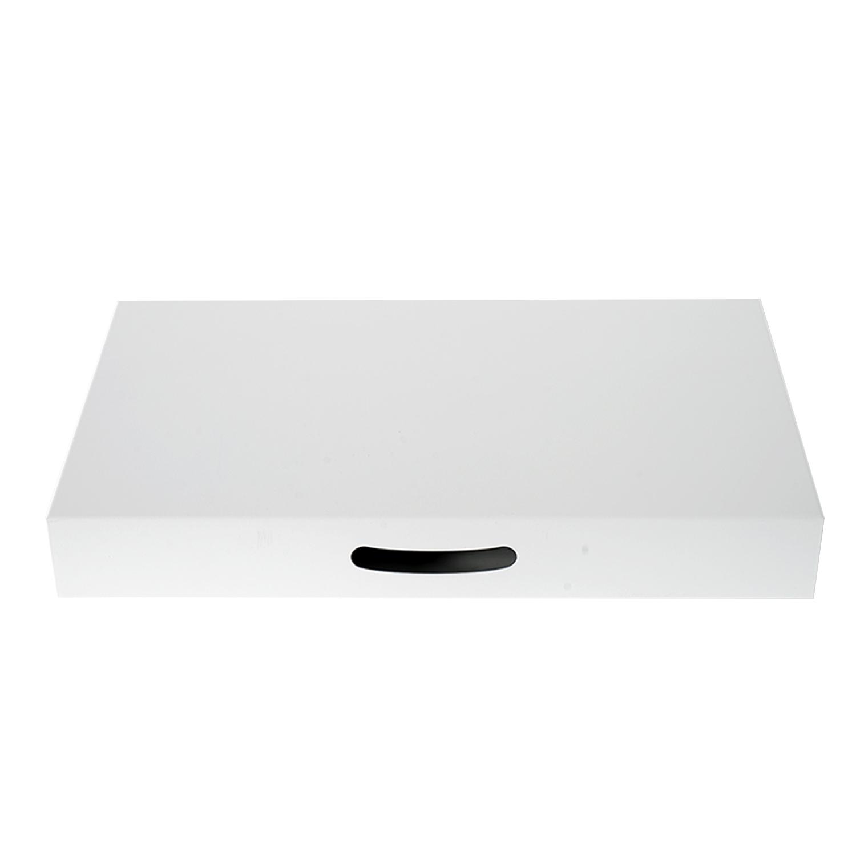 라샘 가스렌지 덮개 60 x 54 x 5 cm, 스틸화이트, 1개