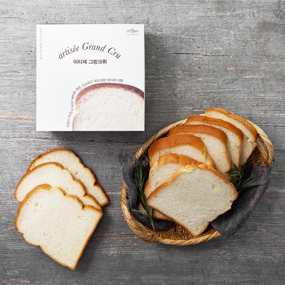 아티제 그랑크뤼 식빵, 450g, 1개