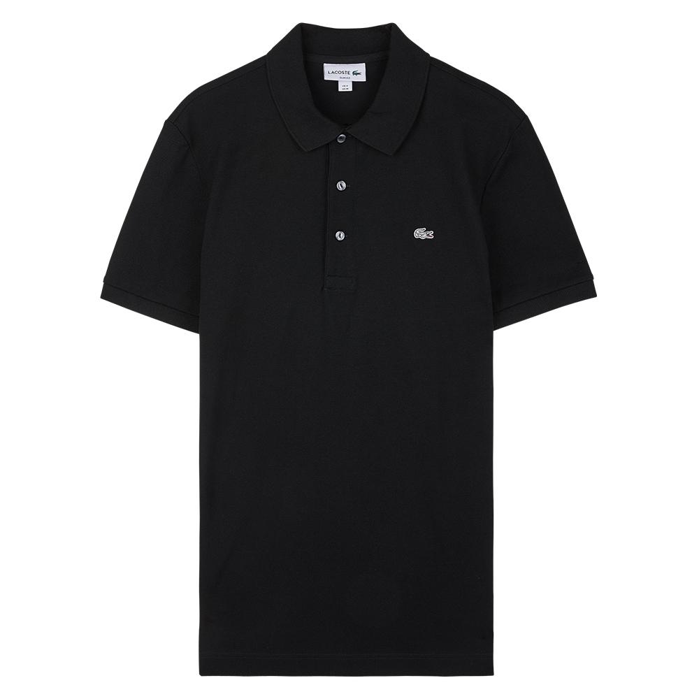 라코스테 남성용 피케 폴로 반팔 셔츠