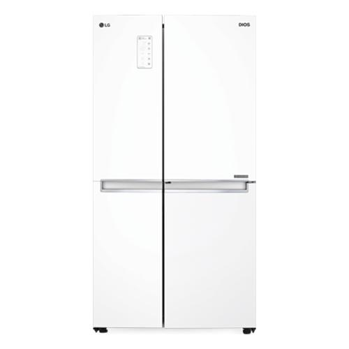 디오스 매직스페이스 양문형냉장고 S831W30Q 821L 방문설치