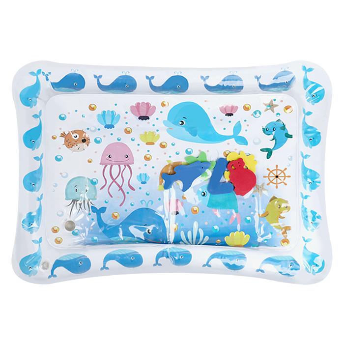 카키블린 워터매트 촉감놀이 유아장난감, 혼합색상