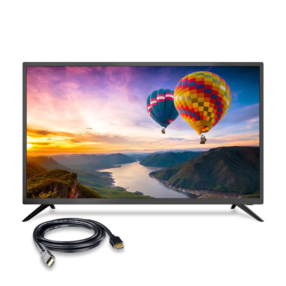 주연테크 HD LED 81cm 무결점 TV RB3204HK, 스탠드형