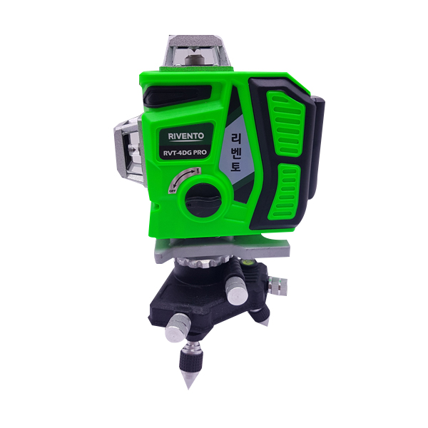 4D 그린 레이저 수평 레벨기 RVT-4DG PRO, 1개