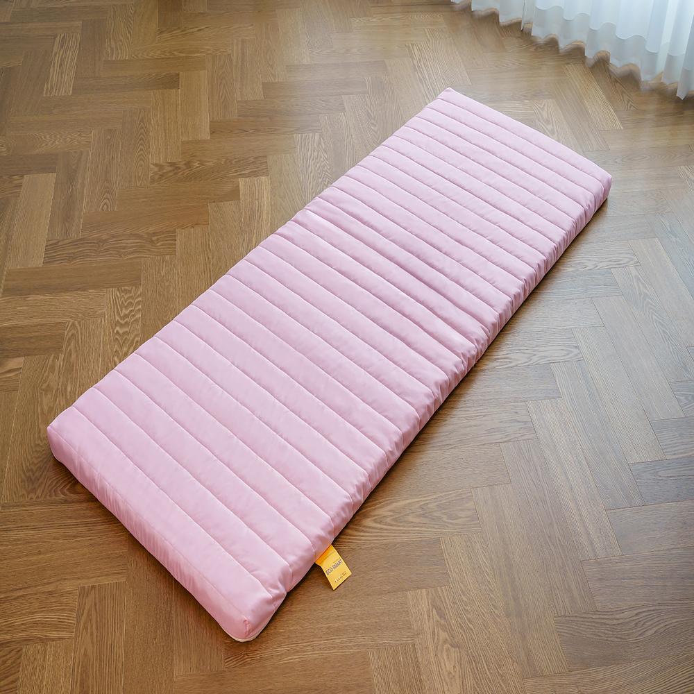 에코스마트 벨라 메모리폼 토퍼, 블로썸 핑크