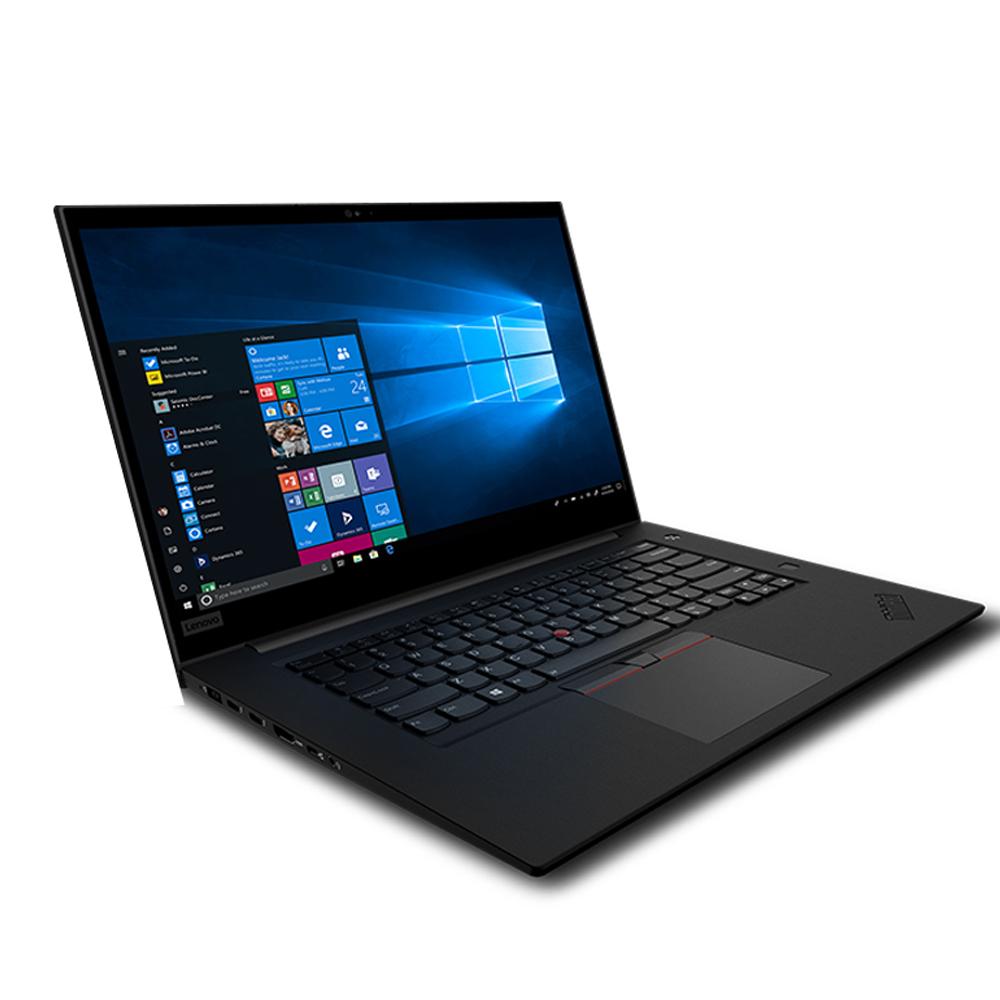 레노버 씽크패드 P1 GEN2 모바일 워크스테이션 노트북 Black 20QTS0R500 (i7-9750H 39.6cm UHD IPS 500nit QUADRO-T1000 WIN10 Pro), 포함, NVMe 256GB, 16GB