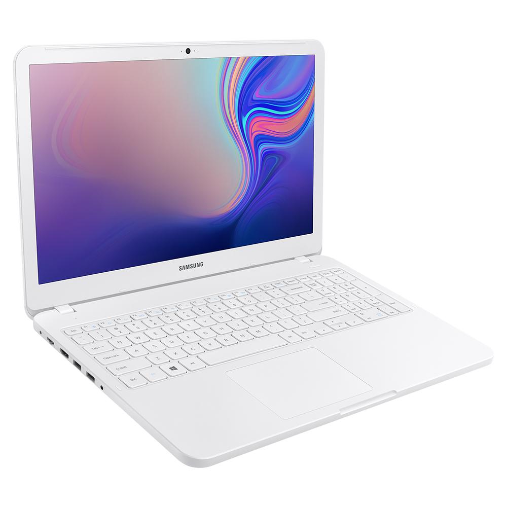 삼성전자 노트북5 NT550EBZ-AD3AH 퓨어 화이트 (i3-8130U 39.6cm), NVMe 256GB, 4GB, WIN10 Home