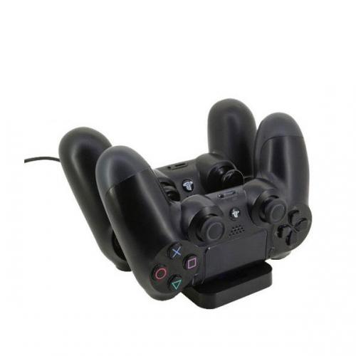 DOBE PS4 컨트롤러 듀얼쇼크4 충전거치대, 1개