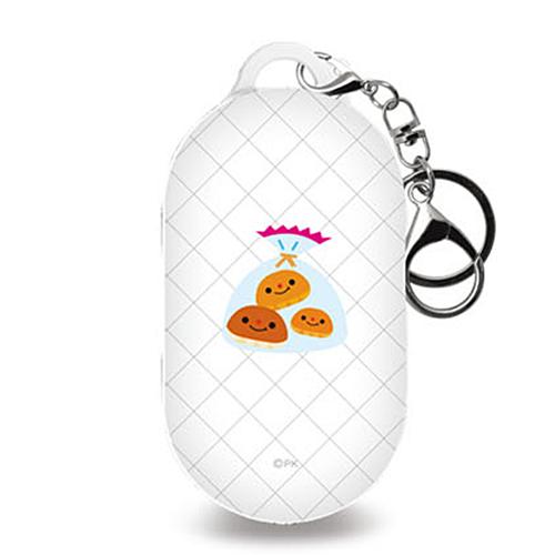 미니모리 모던 디자인 갤럭시 버즈 / 플러스 케이스 + 키링, 단일상품, 편의점 빵