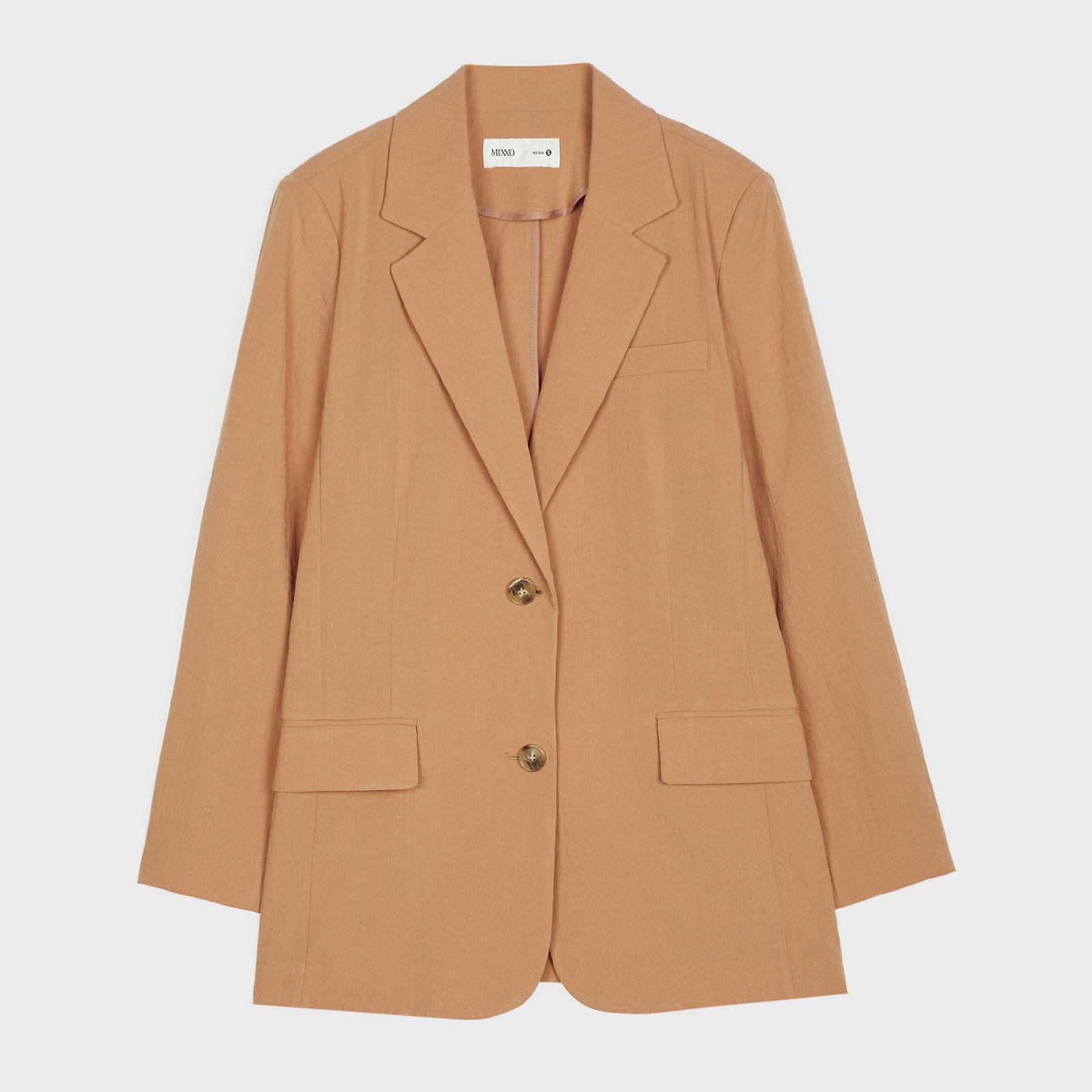 미쏘 여성용 TR 싱글 자켓
