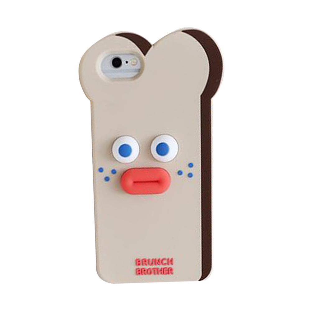 브런치브라더 실리콘 휴대폰 케이스