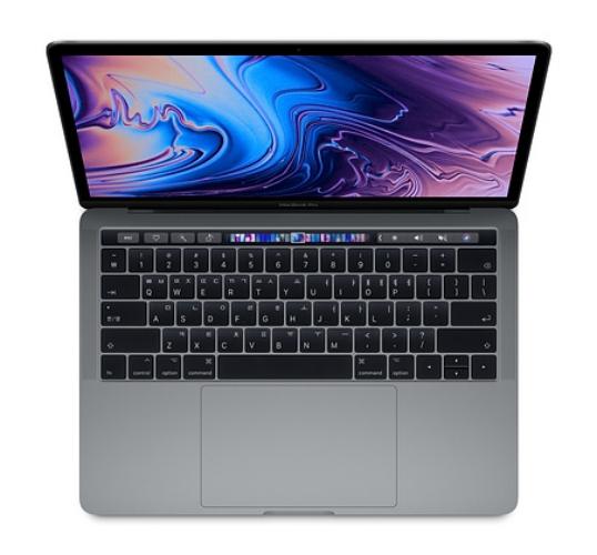 Apple 2019년 맥북 프로 터치바 13, 스페이스 그레이, 코어i5, SSD 256GB, 16GB