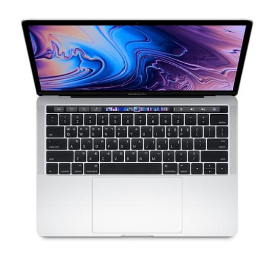 Apple 2019년 맥북 프로 터치바 13, i5-1.4GHz quad-core, 16GB, SSD 128GB, 실버