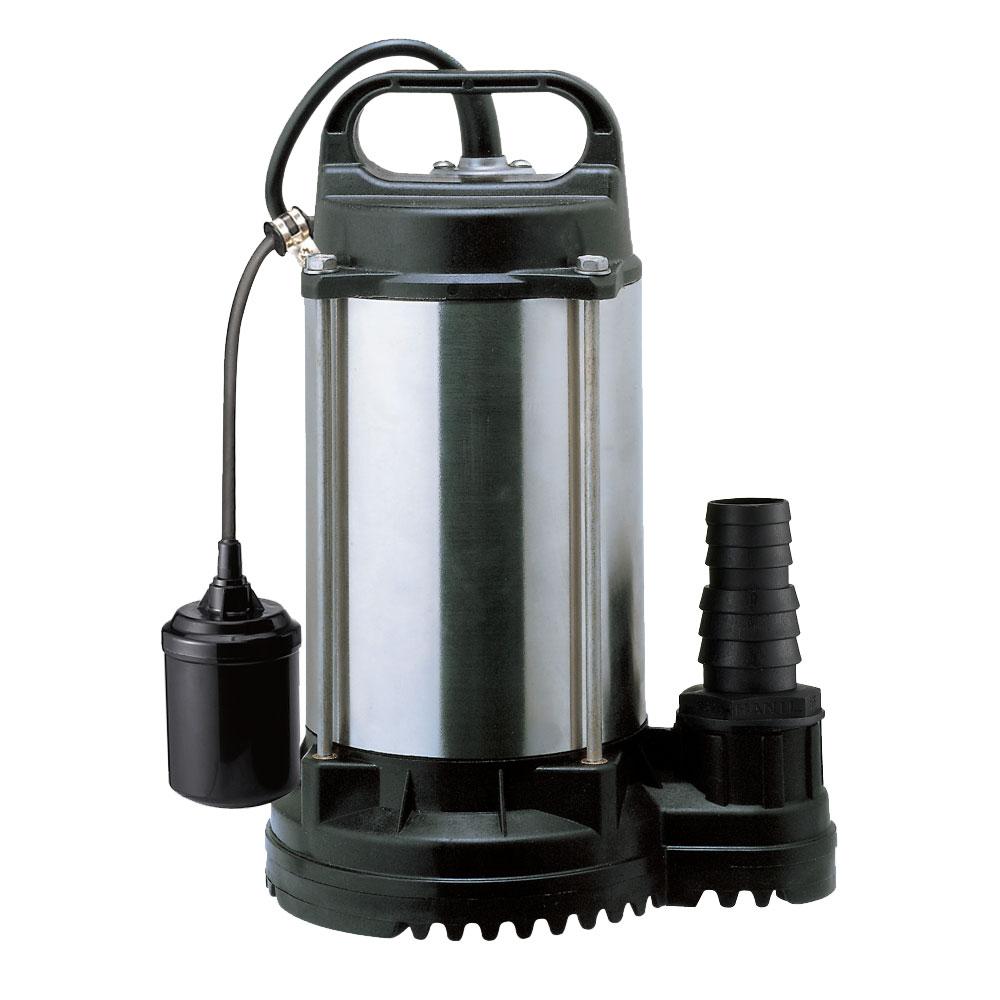 한일전기 배수용 자동 수중펌프 소형 IP-335-F, 1개