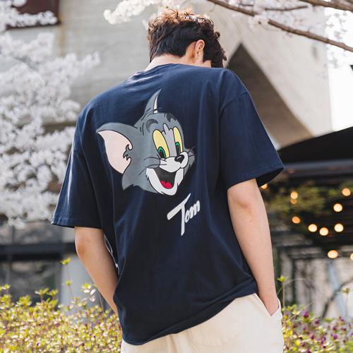 빅사이즈클럽 남녀공용 PB 캐릭터 반팔 티셔츠