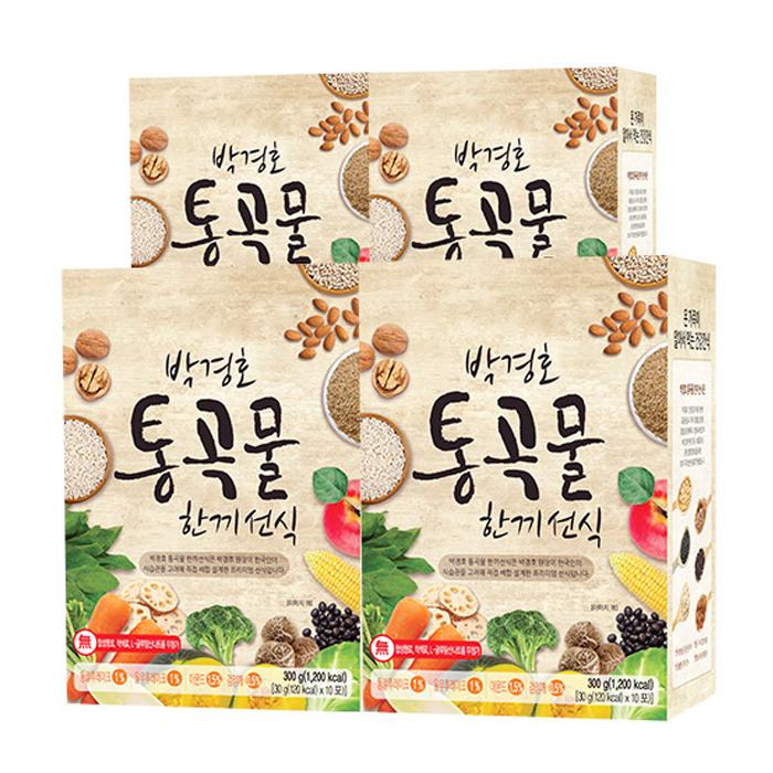 [선식] 보의당 박경호 통곡물 한끼 선식가루, 40개, 30g - 랭킹1위 (23050원)