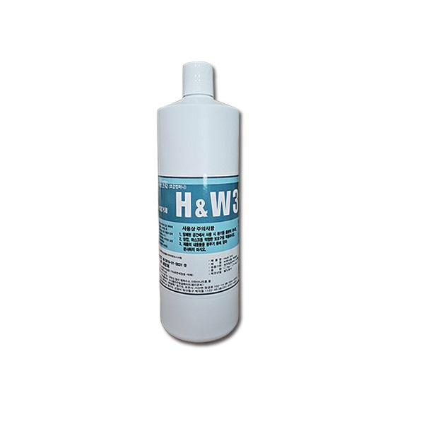 허브크린 강력 변기 뇨석 제거제 H & W 300, 1000ml, 1개