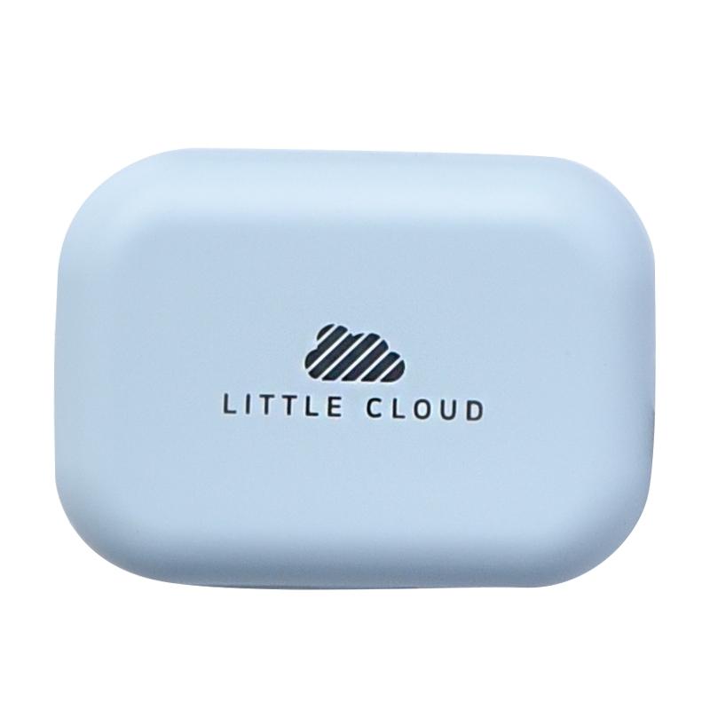 리틀클라우드 UVC LED 휴대용 칫솔살균기, LC-H100B, 블루