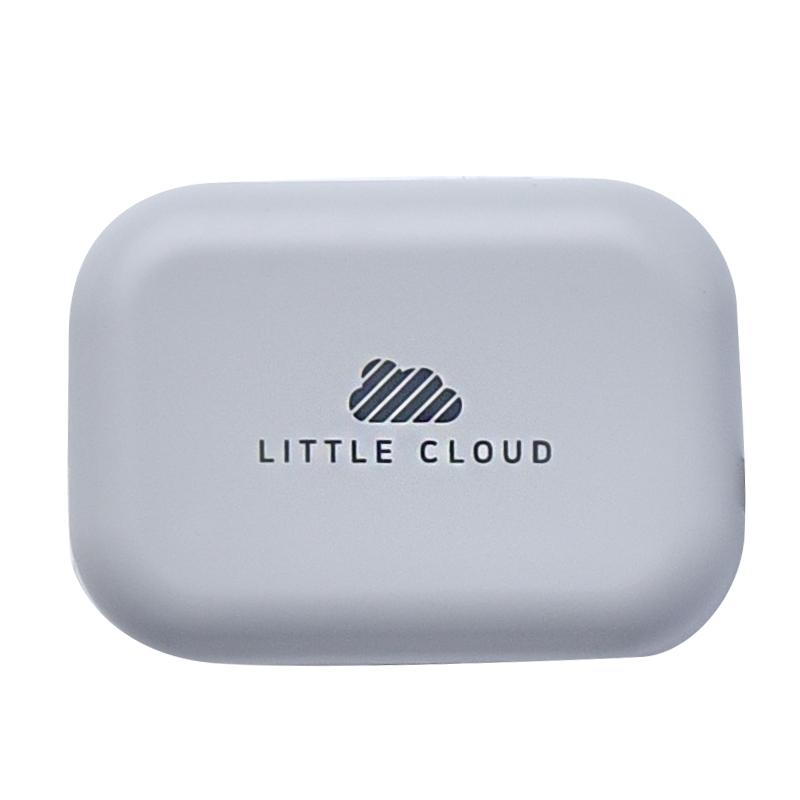리틀클라우드 UVC LED 휴대용 칫솔살균기, LC-H100G, 그레이