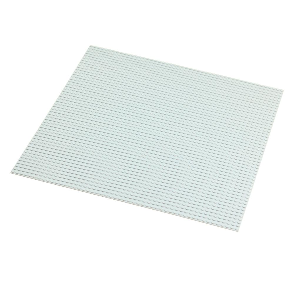 브릭쿨 블록 대형 놀이판 클래식 50 x 50, 회색