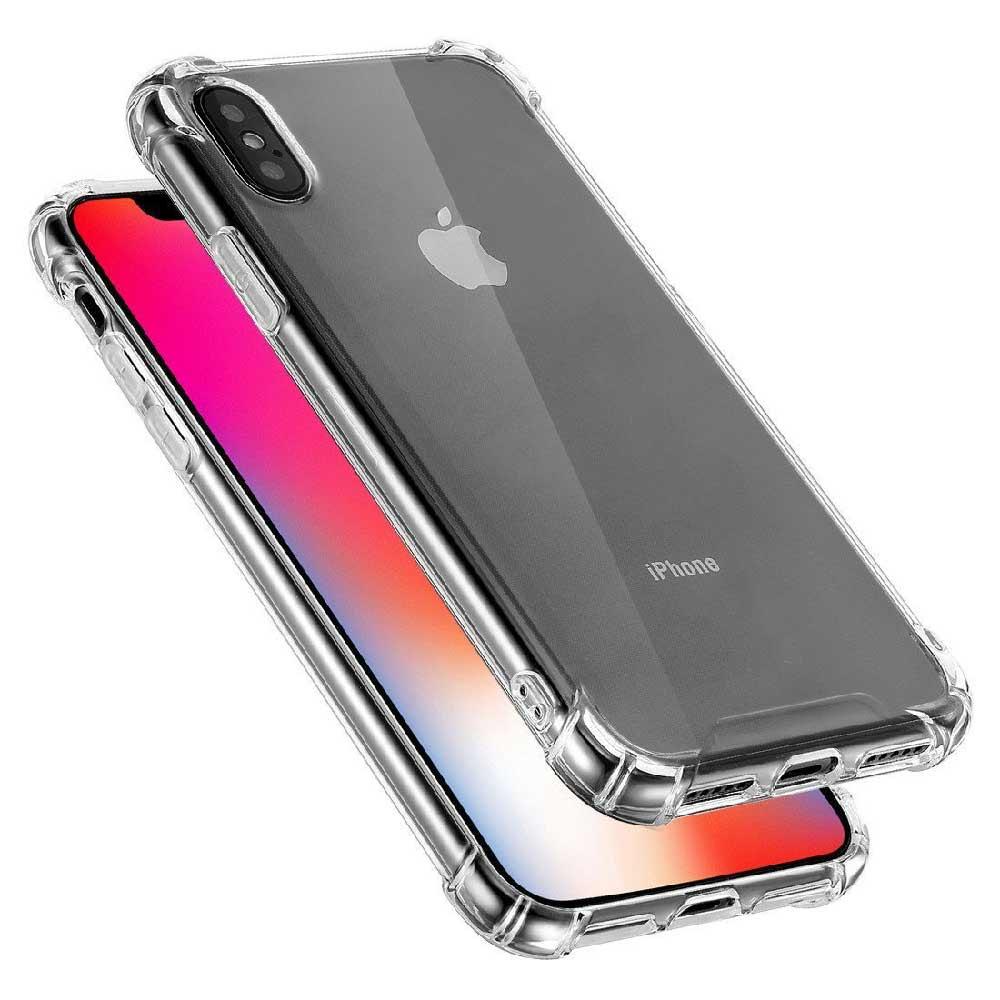 누아트 에어크리스탈 방탄 젤리 휴대폰 케이스