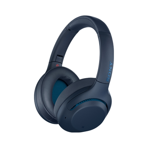 소니 블루투스 헤드폰, 블루, WH-XB900N