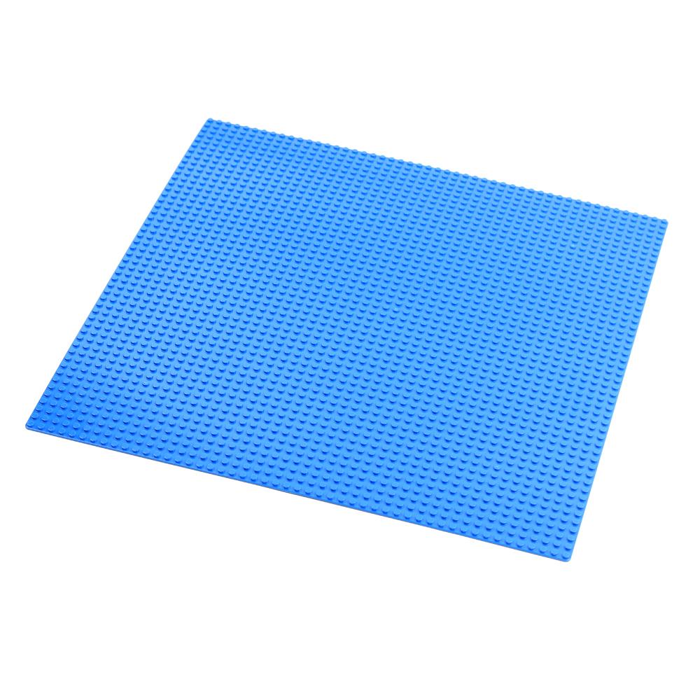 브릭쿨 블록 대형 놀이판 클래식 50 x 50, 파랑