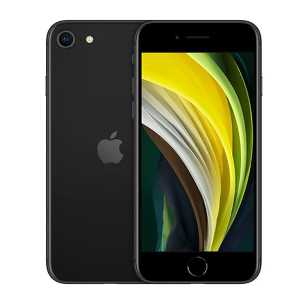 Apple 아이폰 SE 2세대 자급제, 128GB, 블랙
