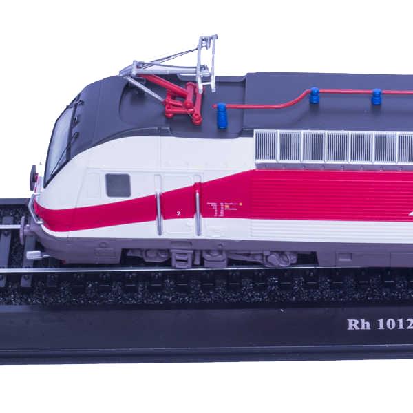 이지모델 독일 프라모델 기차 Rh 1012 001-2, 1개