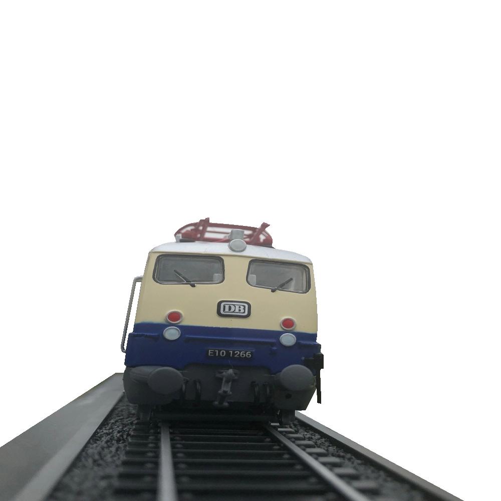 이지모델 독일 Baureihe E 10 1266 프라모델 열차 7153121, 1개