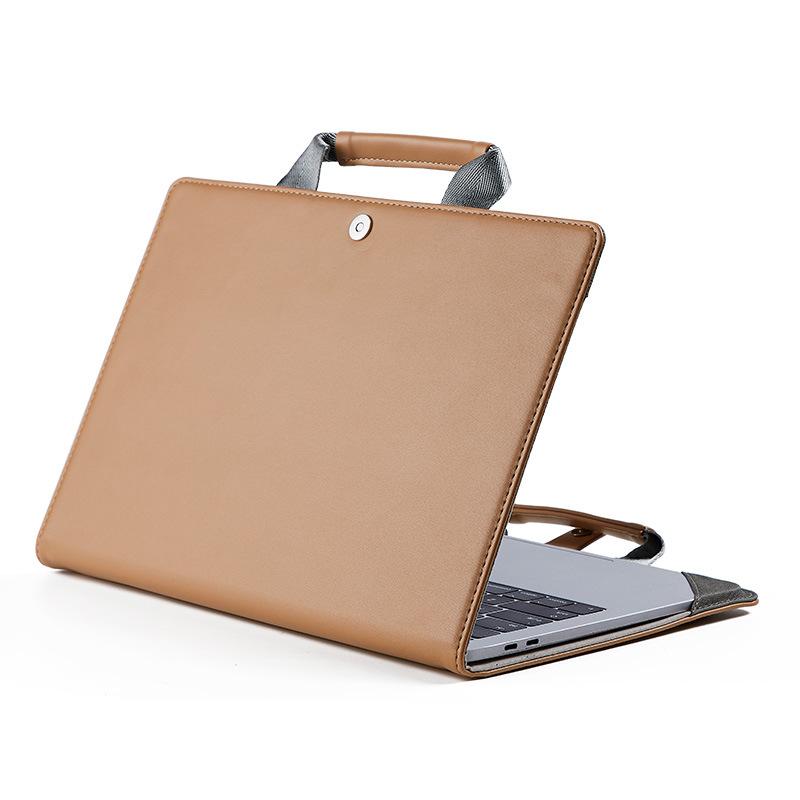 BAGnBAGs 맥북 노트북 케이스 TS-005, 브라운