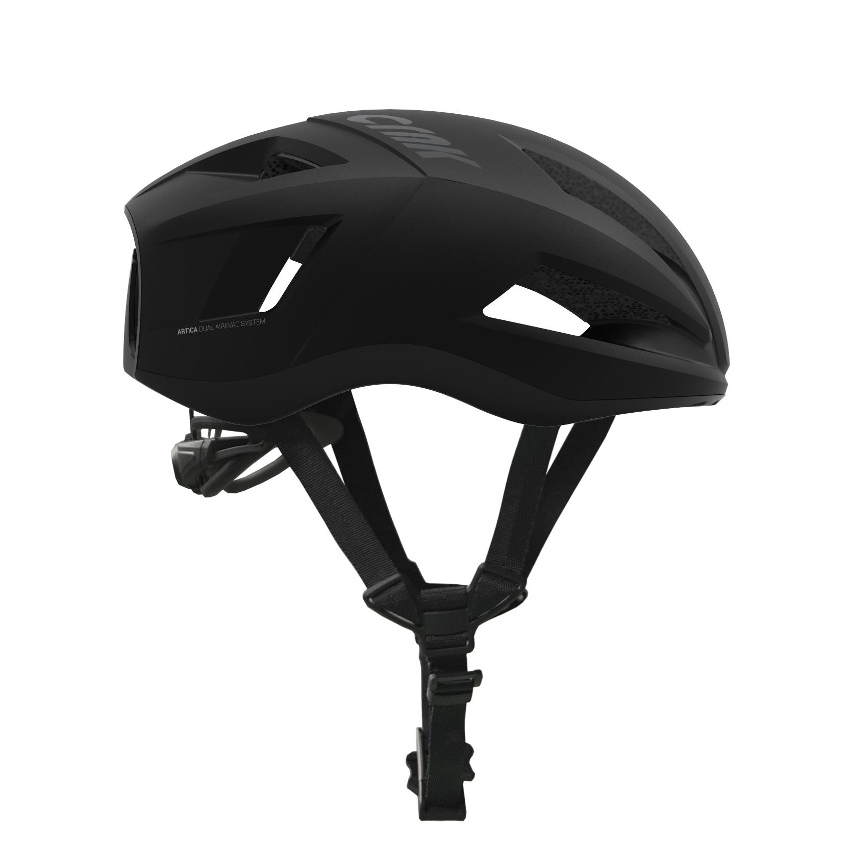 크랭크 ARTICA 자전거 헬멧, Black