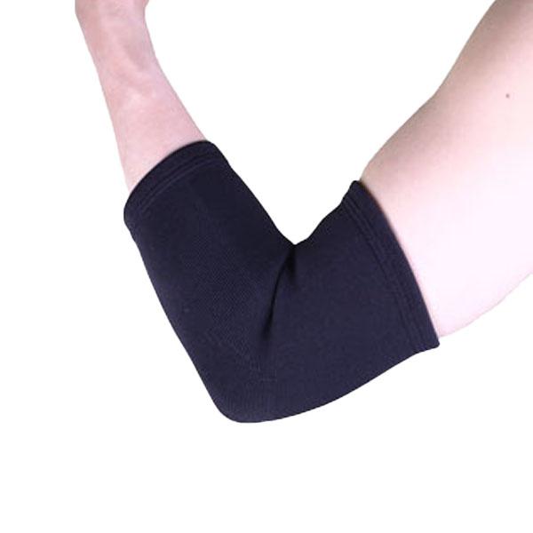 EG 팔꿈치보호대 블랙, 2개