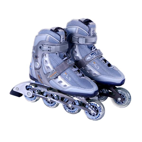 휠라 인라인 스케이트 XF60, 그레이