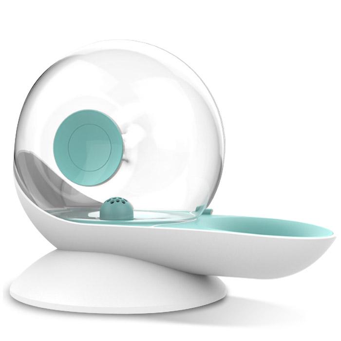딩동펫 반려동물 달팽이 반자동 급수기, 블루, 1개