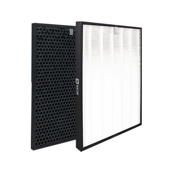 상상그램 쿠쿠 인앤아웃 공기청정기 ACFS-X12M 호환 필터 기본형 2종 세트