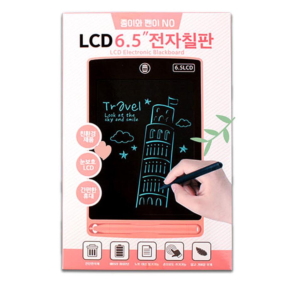 아이토빅 LCD 전자칠판 10.3 x 17.8 x 0.5 cm, 단일상품, 랜덤 발송