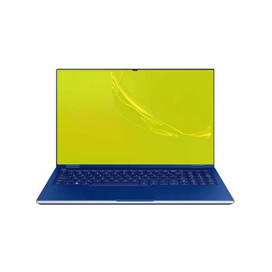 퓨어클리어 삼성 갤럭시북 플렉스 NT950QCG NT950QCT 저반사지문방지 액정보호필름, 1개