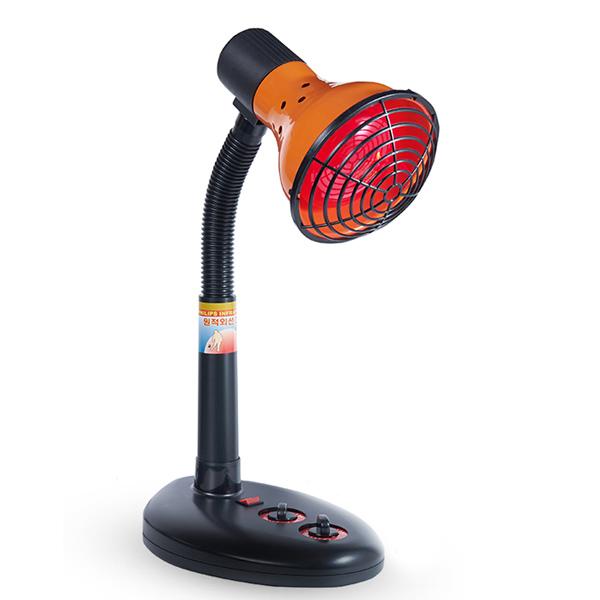 성림전자의료기 필립스 램프 250W 개인용 적외선 조사기, YL250, 1개