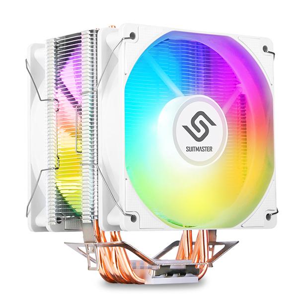 앱코 수트마스터 RGB CPU 쿨러 Xiros X211