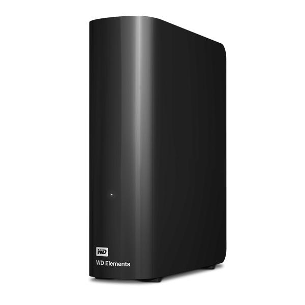 WD 외장하드 Elements Desktop, 8TB