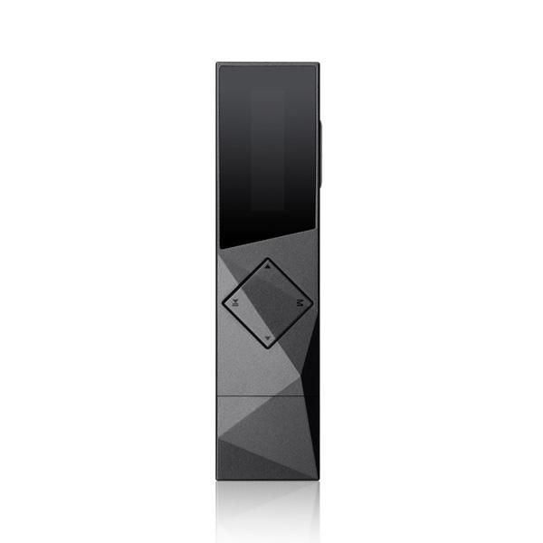 코원 iAUDIO U7 USB 메모리 일체형 MP3 플레이어 32GB, 블랙