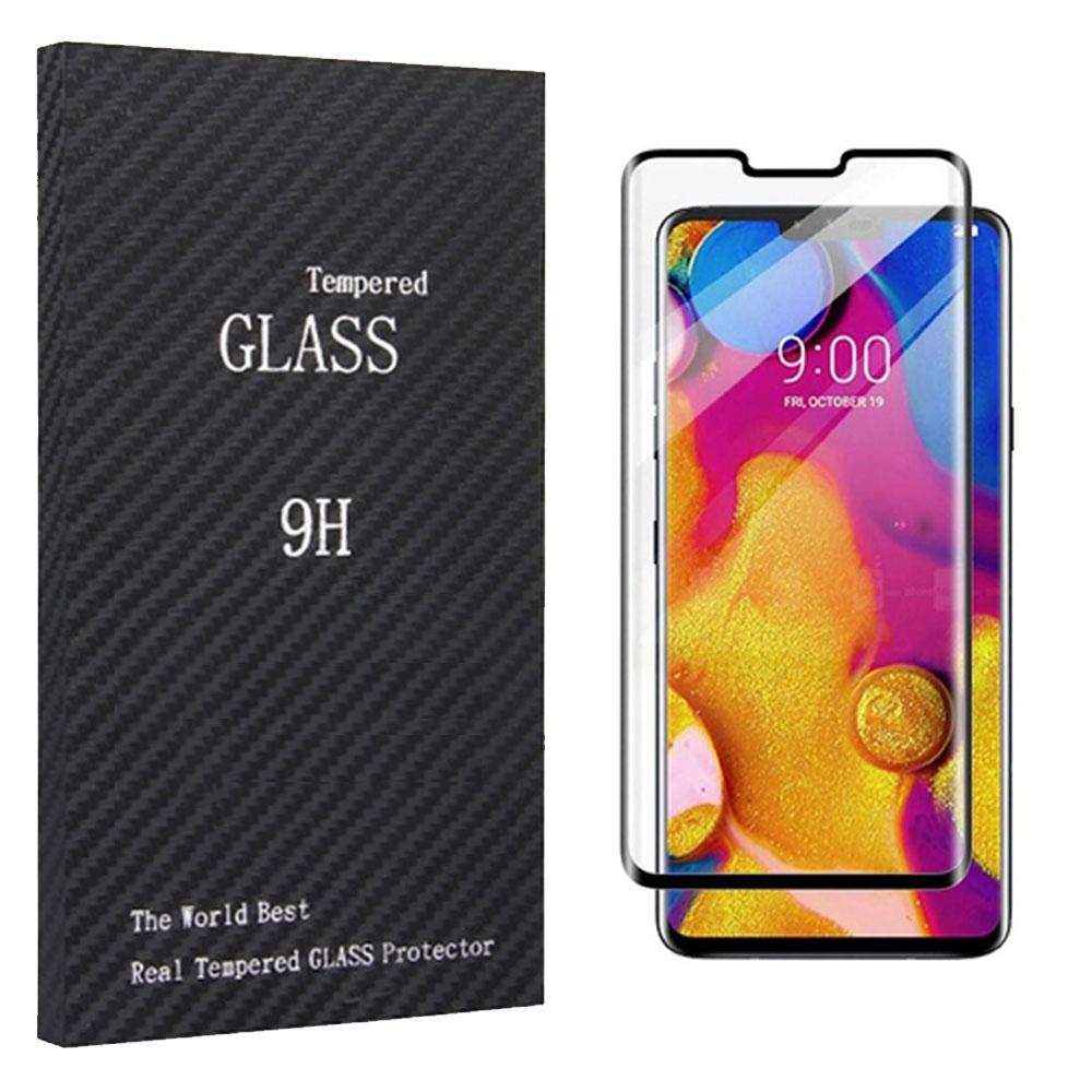 풀커버 강화유리 휴대폰 액정 보호필름 2p, 1세트