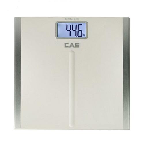 카스 백라이트 스마트 체중계 대형, HE-43, 화이트