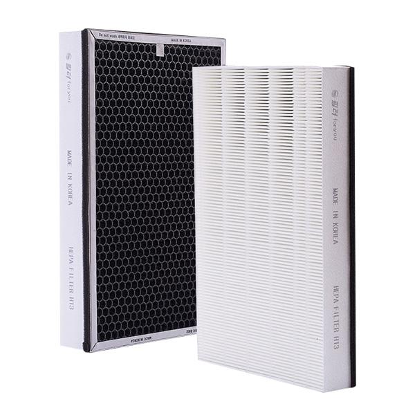 필터포유 삼성 공기청정기용 필터, CFX-D100D