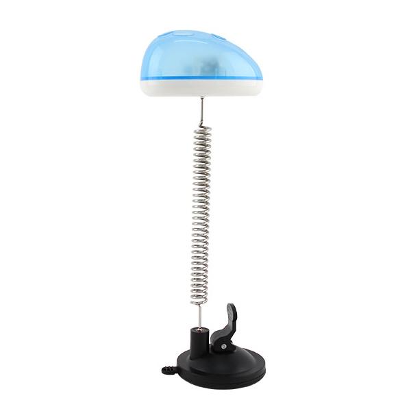 도그아이 반려동물 스프링 노즈워크 장난감 24 x 6.3 cm, 블루, 1개