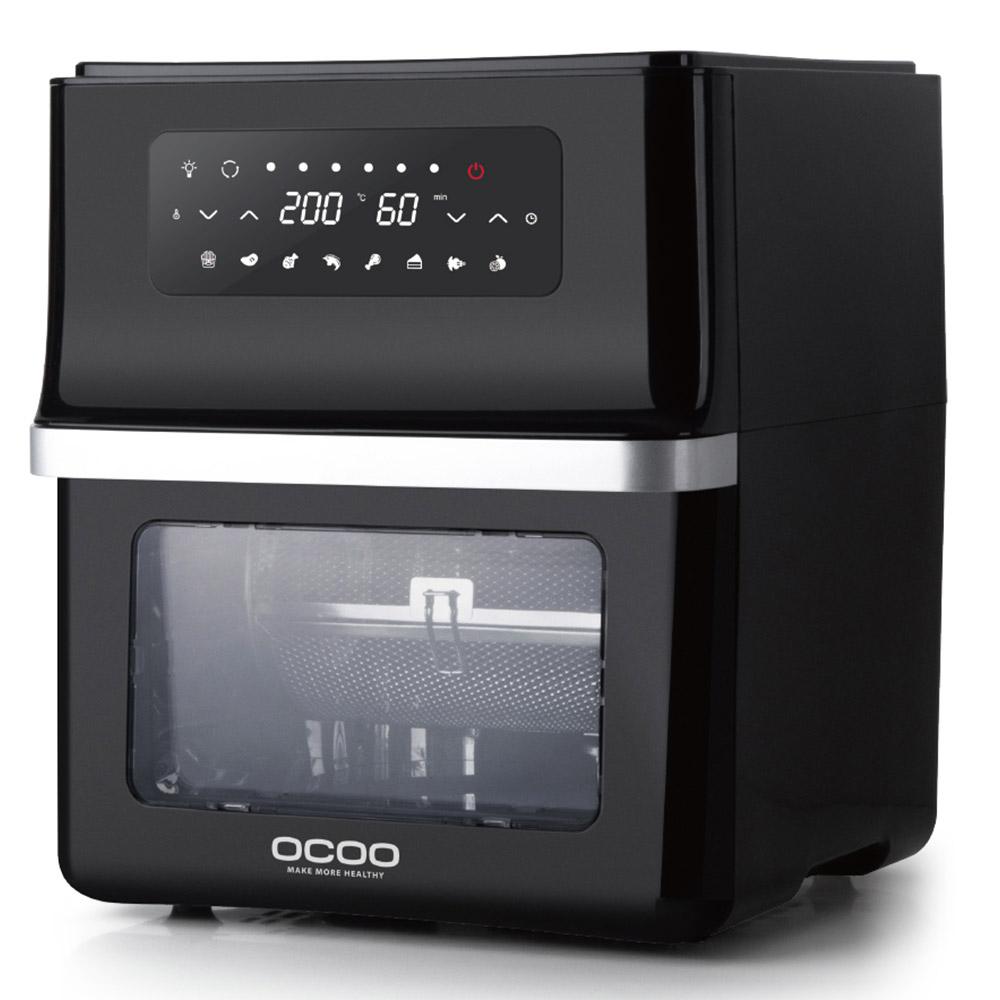 오쿠 로티세리 멀티 에어프라이어 오븐 12L, OCP-AF1250, 혼합색상