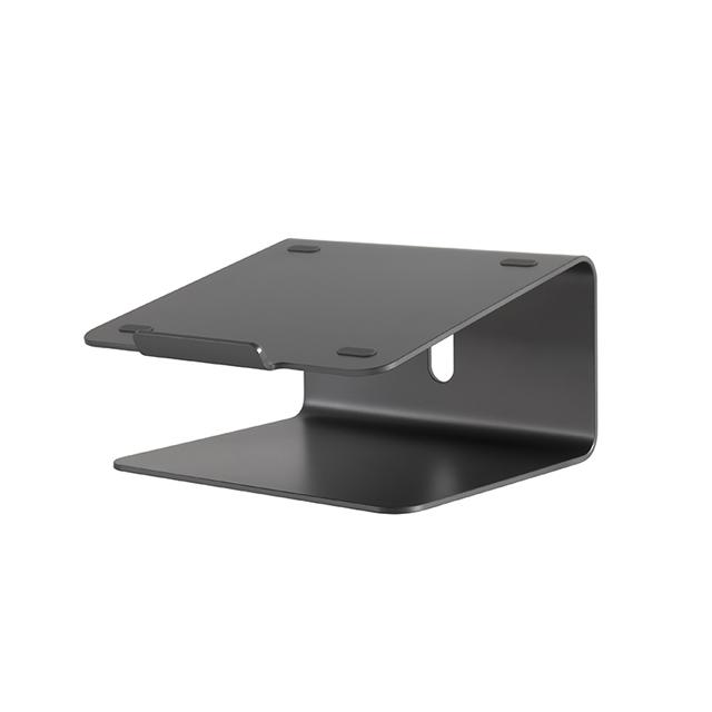 애니클리어 알루미늄 노트북 거치대 AP-2, 티타늄