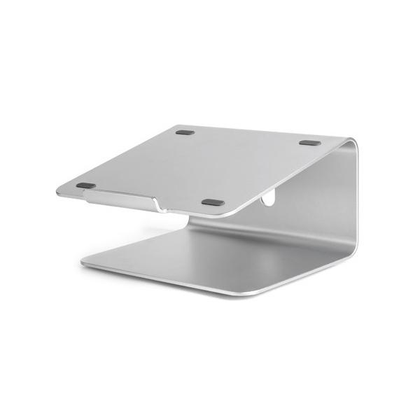 애니클리어 알루미늄 노트북 거치대 AP-2, 실버