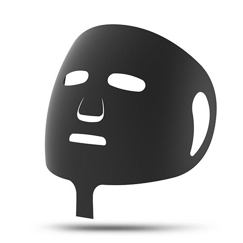 오아 히팅마스크 온열 피부 관리기, OA-BU026, 블랙