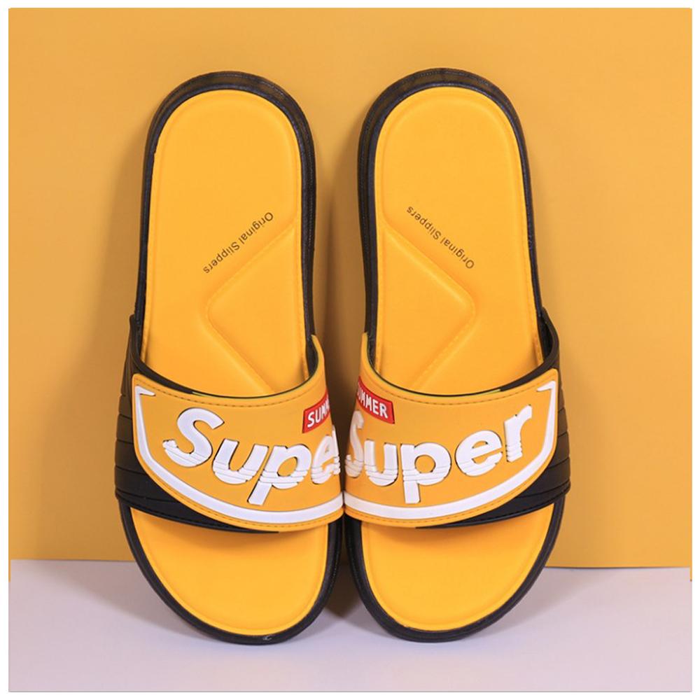 슈킹 남성 슈퍼 경량 스포티 슬리퍼 SS2009